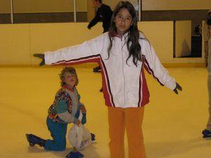 Ő már meg tud állni a jégen?!